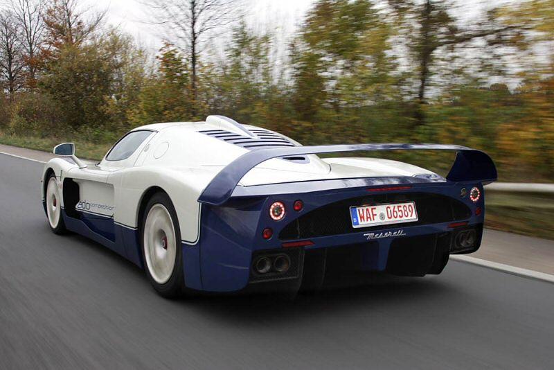 Edo Competition Maserati Auto Bild Idee