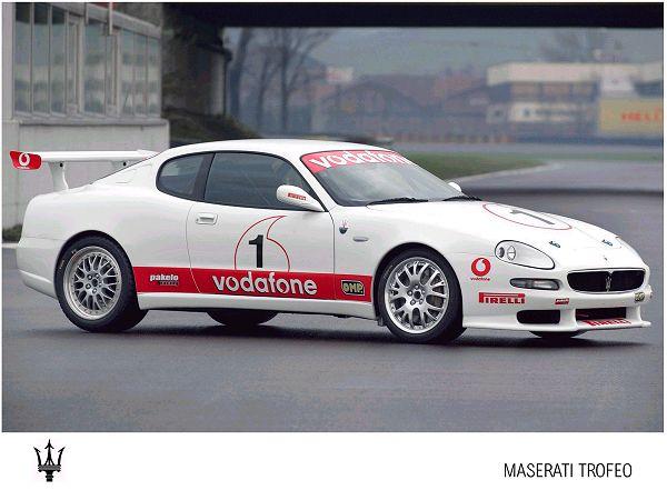 The Maserati Trofeo