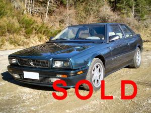 1991 Maserati 222 SR - LHD