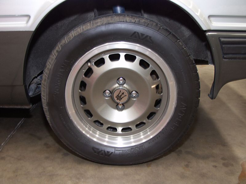 Wheel Mill Mille Miglia Wheels With The