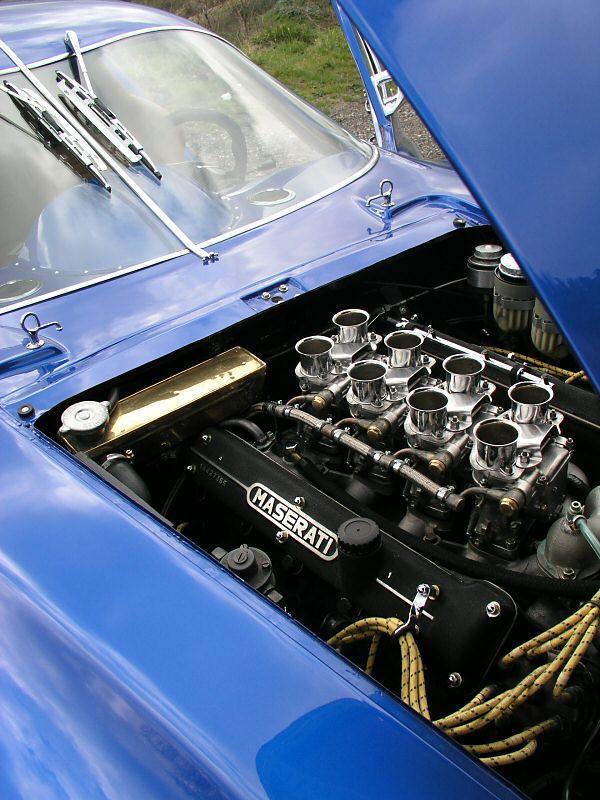 Maserati Enthusiasts Page