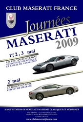 2nd Maserati Days Meeting