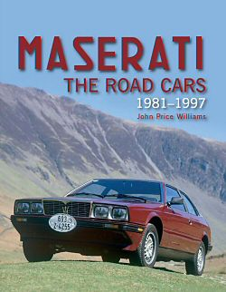 MASERATI The Road Cars 1981-1997