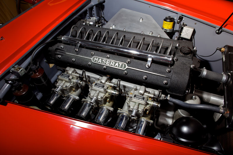 Maserati A6G/2000 Competition Berlinetta by Zagato
