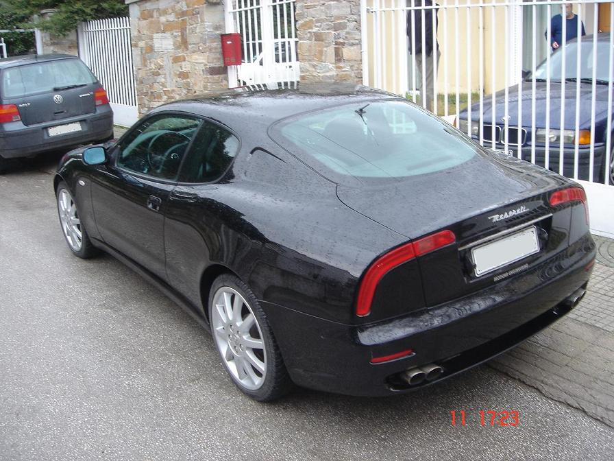 I have a Maserati 3200 GT 2000 model,