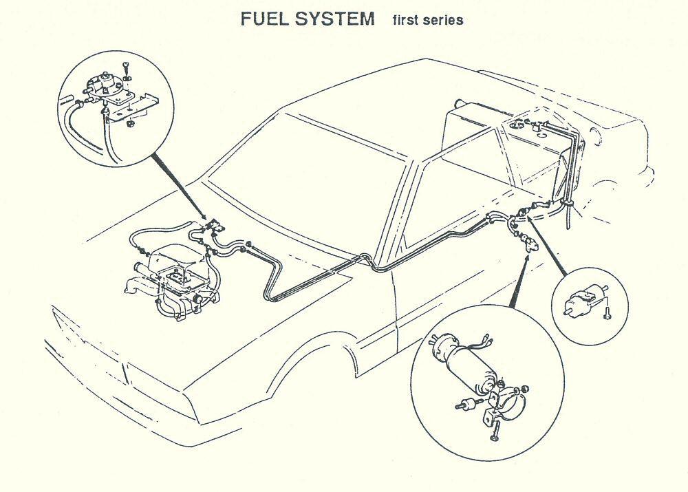 yamaha wiring diagram yamaha automotive wiring diagrams fuel system 1st series a yamaha wiring diagram fuel system 1st series a