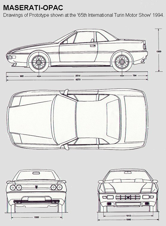 Enrico s maserati autos post for Maserati coloring pages