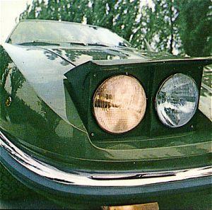 The Maserati Indy