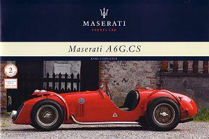 6 HORAS INTERNACIONAIS DE NOVA-LISBOA. Maserati-a6gcs-monofaro